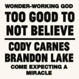 Too Good To Not Believe (Studio)