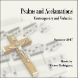 Psalms And Acclamations: Summer 2017