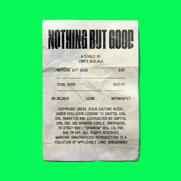 Nothing But Good - Single