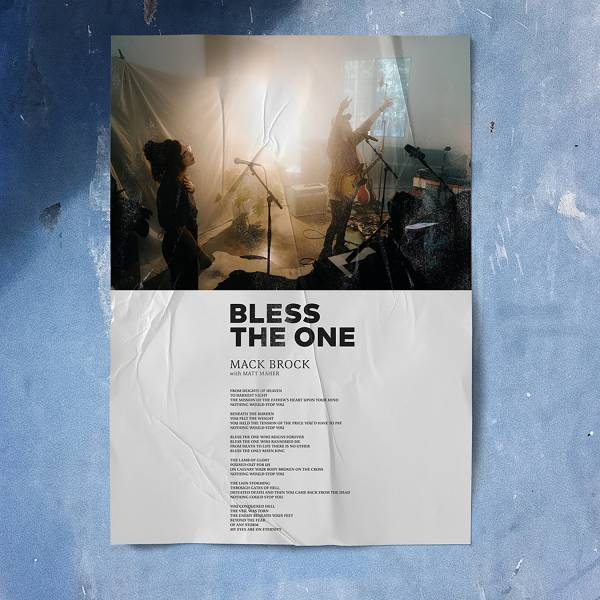 Bless The One - Single