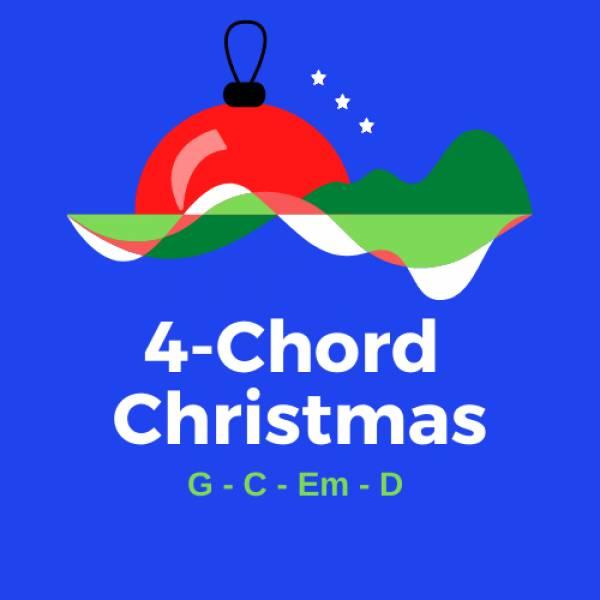 4-Chord Christmas (G-C-Em-D)