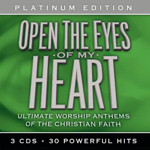 Open The Eyes Of My Heart: Platinum Edition