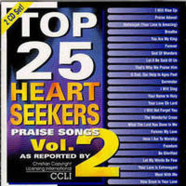 CCLI Heart Seekers (Vol. 2)