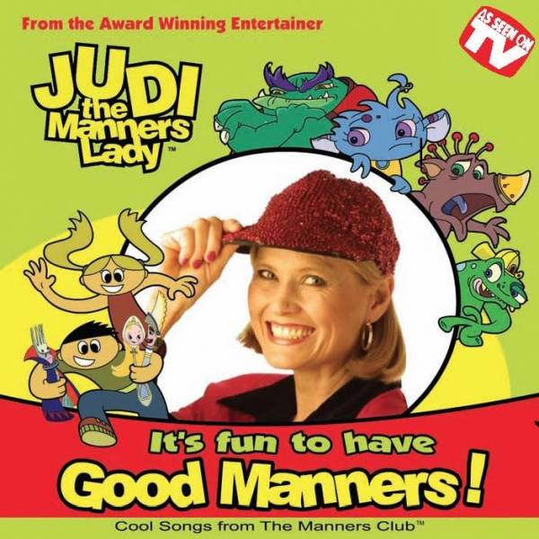 Its Fun To Have Good Manners