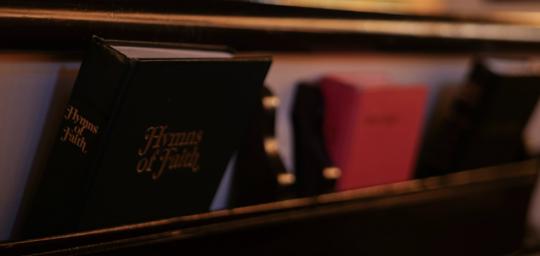Hymn Sheets