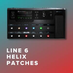 Line 6 Helix Patches for Top Christian Worship Songs