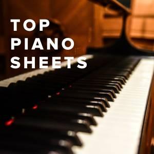 Top Piano Sheets For Worship