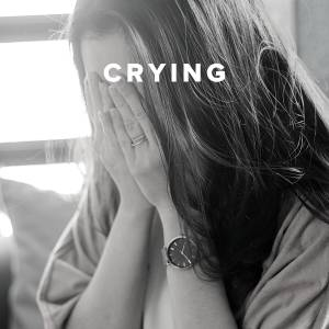 Christian Worship Songs and Hymns about Crying