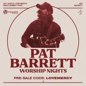 Act Justly, Love Mercy, Walk Humbly – Worship Nights Tour 2021