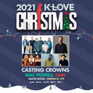 Bring Home The Music from K-LOVE Christmas Tour