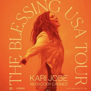 The Blessing Tour with Kari Jobe and Cody Carnes