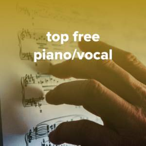 Top Free Piano/Vocal Sheets for Worship