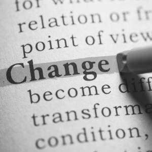Worship Songs about Change