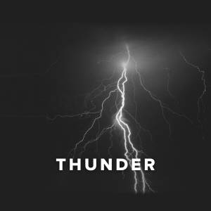Worship Songs about Thunder