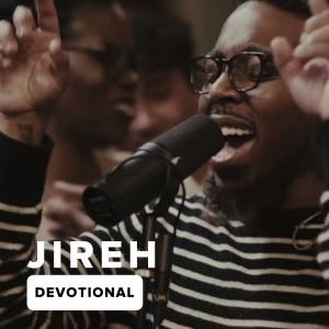 Jireh Devotional