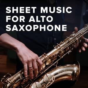 Sheet Music, chords, & multitracks for Download Christian Worship Sheet Music for Alto Saxophone