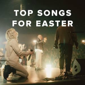 Sheet Music, chords, & multitracks for Top 100 Easter Worship Songs