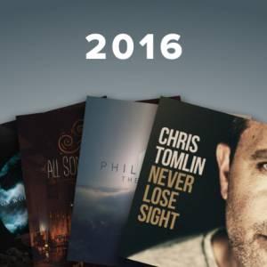 Sheet Music, chords, & multitracks for Top 100 Worship Songs of 2016