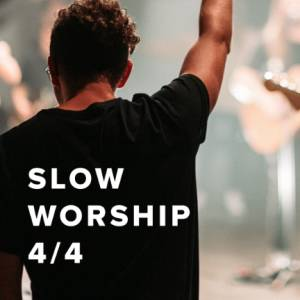 Sheet Music, chords, & multitracks for Slow Worship Songs in 4/4