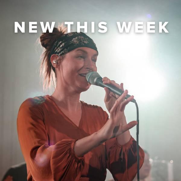Sheet Music, Chords, & Multitracks for New Worship Music This Week