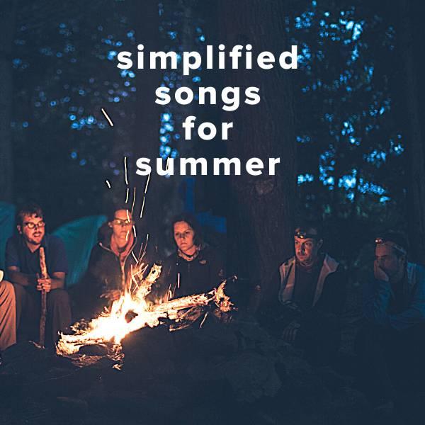 Sheet Music, Chords, & Multitracks for Simple Songs for Summer Sundays