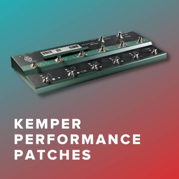 Sheet Music, Chords, & Multitracks for Kemper Performance Patches for Top Christian Worship Songs