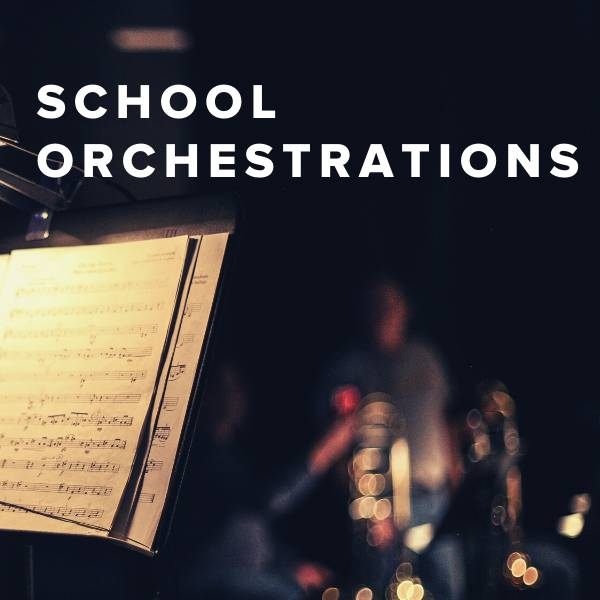 Sheet Music, Chords, & Multitracks for Worship Songs for School Orchestra