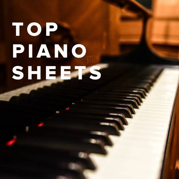 Sheet Music, Chords, & Multitracks for Top Piano Sheets For Worship