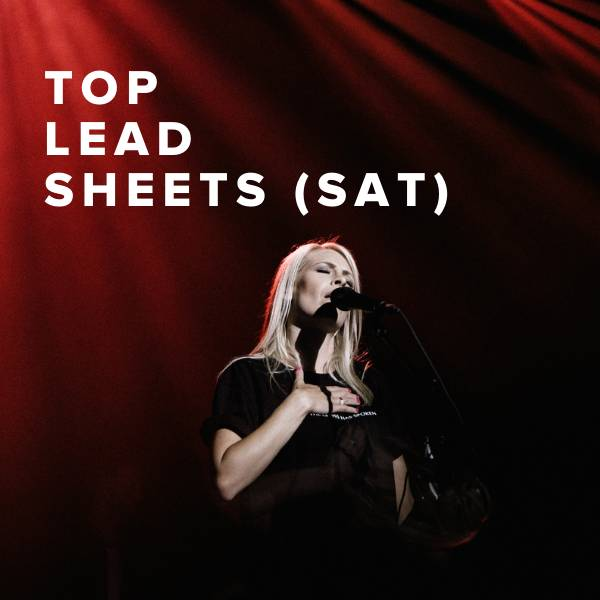Sheet Music, Chords, & Multitracks for Top Lead Sheets (SAT) For Christian Worship