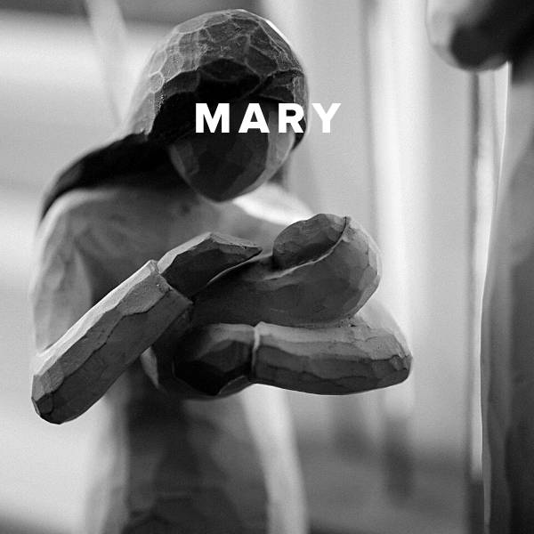 Sheet Music, Chords, & Multitracks for Christian Worship Songs about Mary