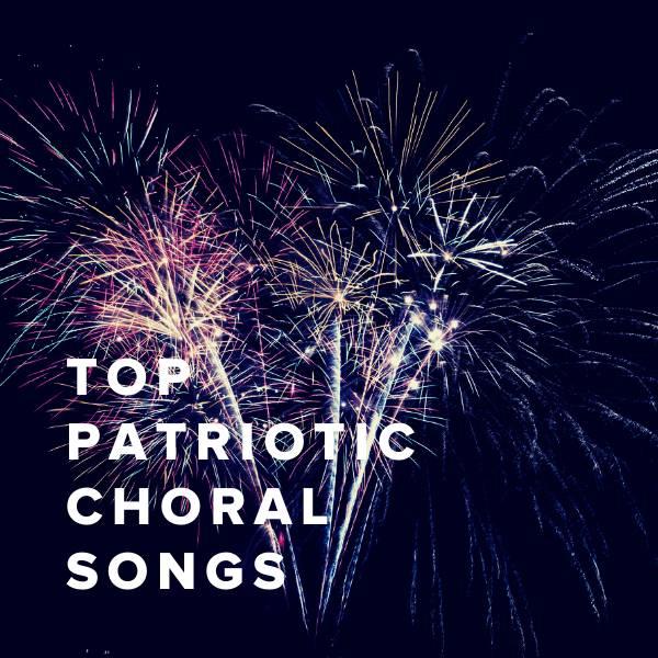 Sheet Music, Chords, & Multitracks for Top 40 Patriotic Christian Songs For The Church Choir