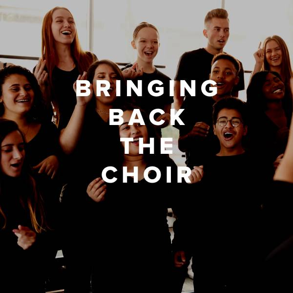 Sheet Music, Chords, & Multitracks for Top 50 Songs to Bring Back the Choir