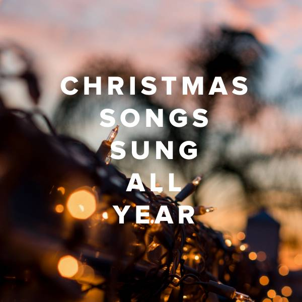 Sheet Music, Chords, & Multitracks for Christmas Songs That Can Be Sung All Year