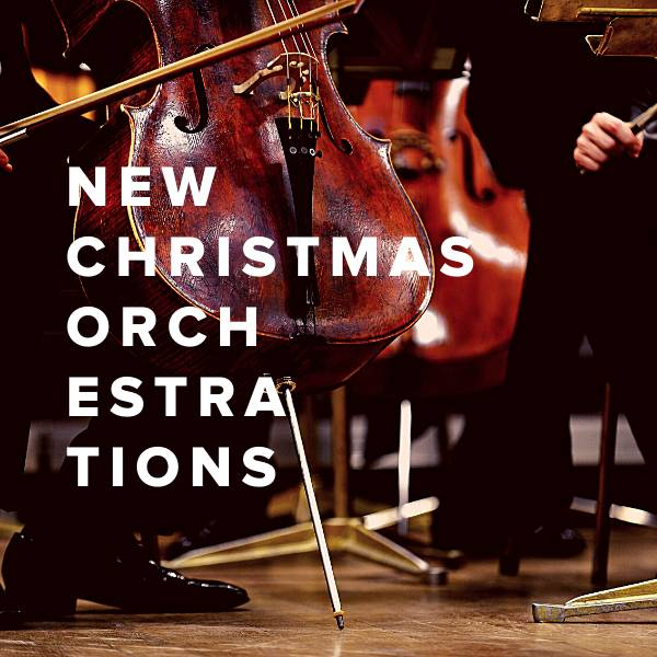 Sheet Music, Chords, & Multitracks for New Christmas Worship Orchestrations