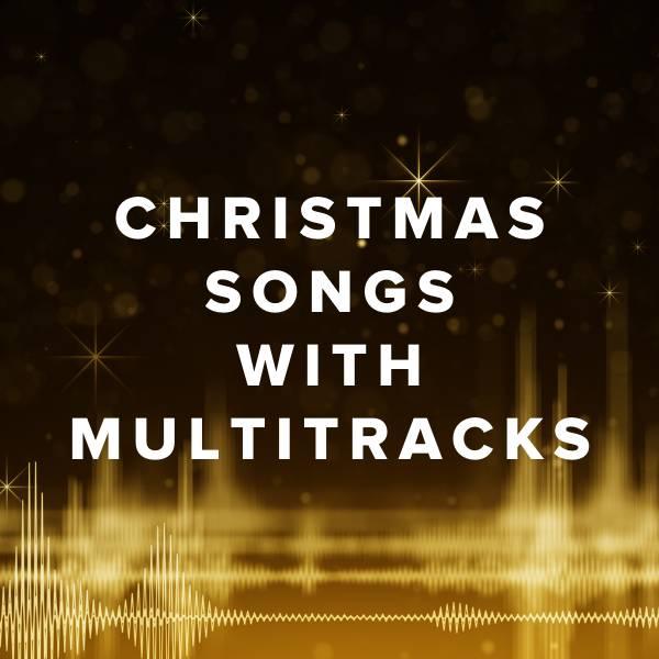 Sheet Music, Chords, & Multitracks for Christmas Songs with Multitracks