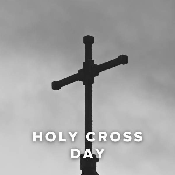 Sheet Music, Chords, & Multitracks for Worship Songs for Holy Cross Day