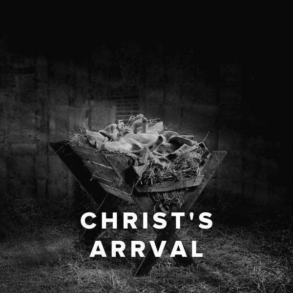 Sheet Music, Chords, & Multitracks for Worship Songs About Christ's Arrival