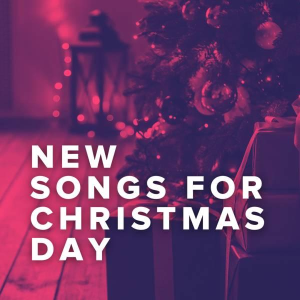 Sheet Music, Chords, & Multitracks for New Songs For Christmas Day