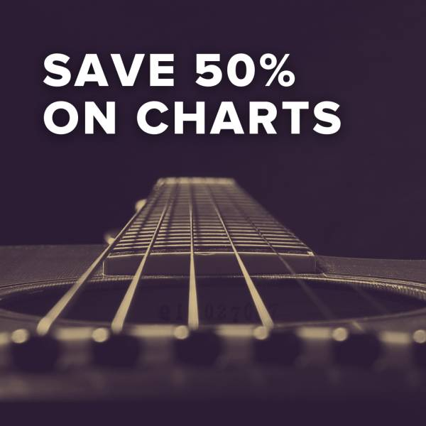Sheet Music, Chords, & Multitracks for These Worship Songs Need Some Love (Save 50% on Chord Charts)