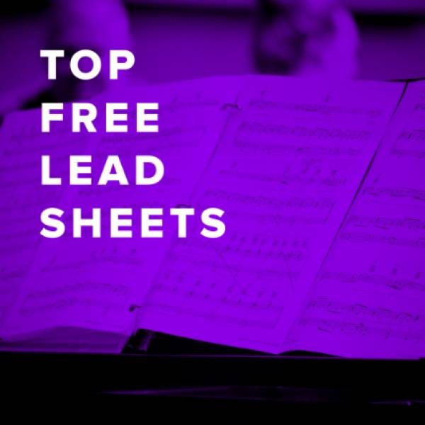 Sheet Music, Chords, & Multitracks for Top Free Lead Sheets for Worship