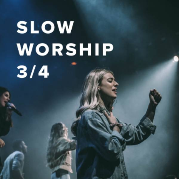 Sheet Music, Chords, & Multitracks for Slow Worship Songs in 3/4