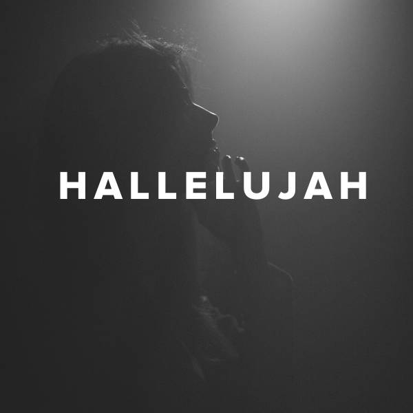 Sheet Music, Chords, & Multitracks for Worship Songs with Hallelujah
