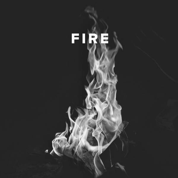 Sheet Music, Chords, & Multitracks for Worship Songs and Hymns about Fire