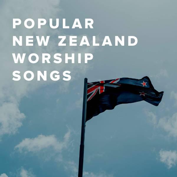 Sheet Music, Chords, & Multitracks for Popular Worship Songs in New Zealand