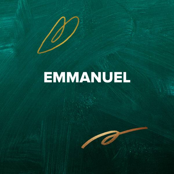 Sheet Music, Chords, & Multitracks for Christmas Worship Songs about Emmanuel