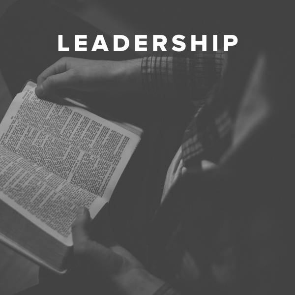 Sheet Music, Chords, & Multitracks for Worship Songs about Leadership