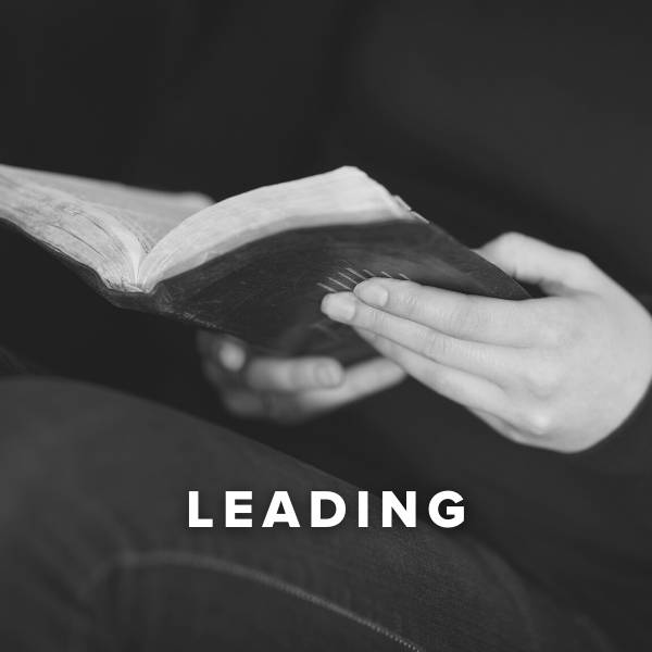 Sheet Music, Chords, & Multitracks for Worship Songs about Leading