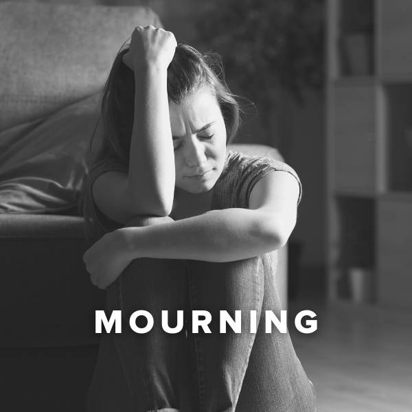 Sheet Music, Chords, & Multitracks for Worship Songs about Mourning