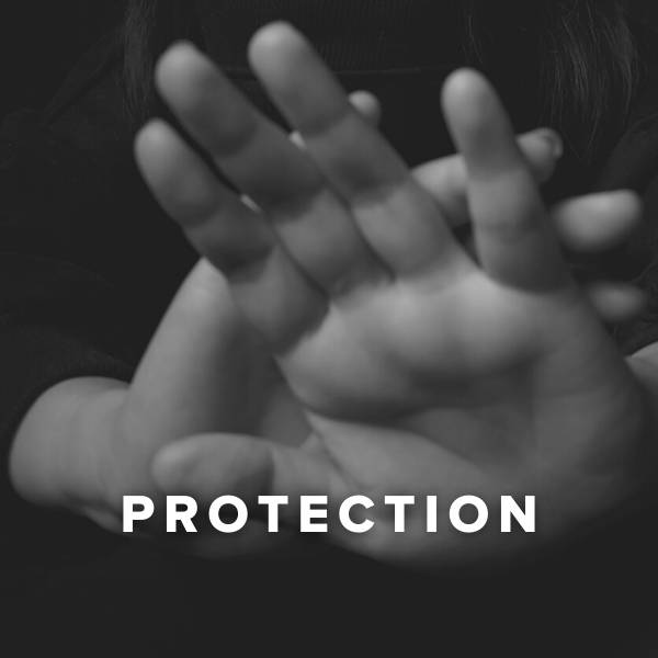 Sheet Music, Chords, & Multitracks for Worship Songs about Protection