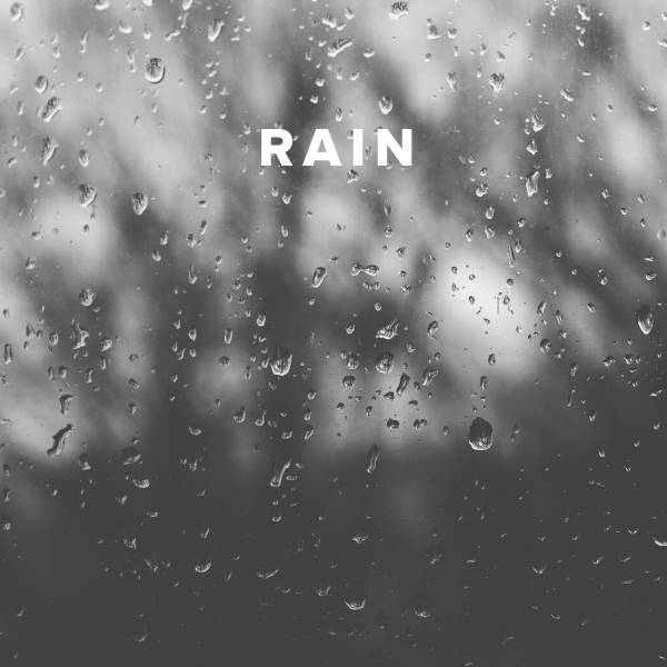 Sheet Music, Chords, & Multitracks for Worship Songs about Rain